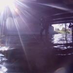 spływ nurkowy rzeką