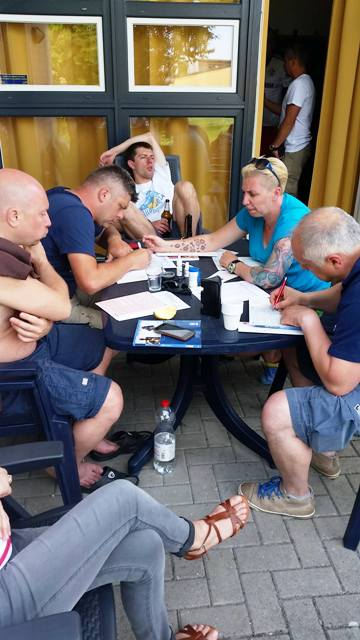egzamin na kurs nurkowy rescue diver