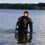 instruktor nurkowania