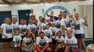 niepełna ekipa JagnaBlue w Safadze