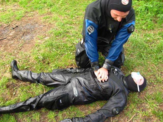 Kurs Rescue PADI w weekend czerwcowy 07.06 – 10.06