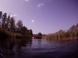 spływ rzeką