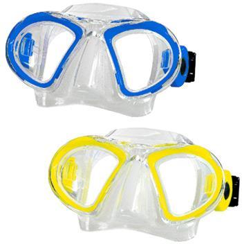 maski do nurkowania dla dzieci