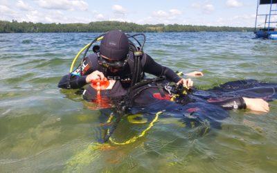 Letni kurs Rescue Diver